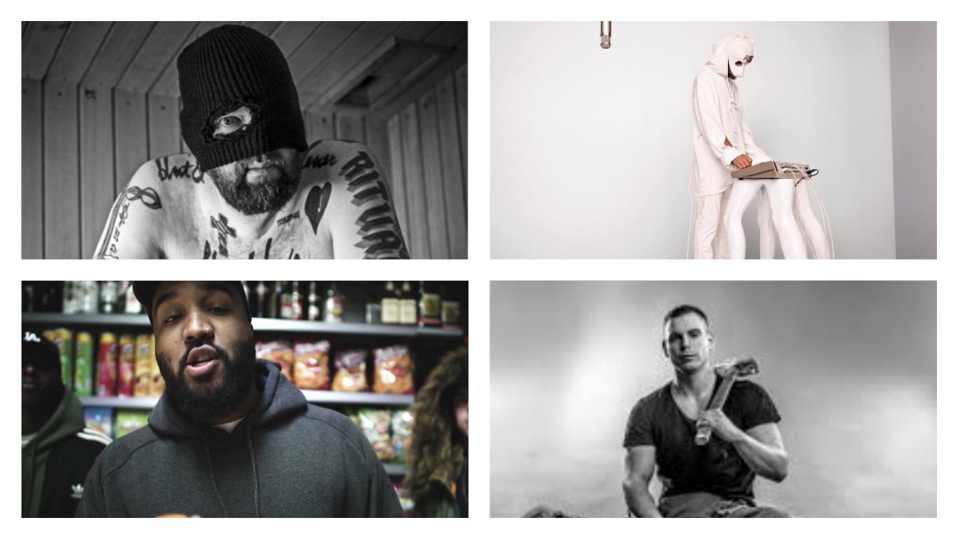 Rapper, die mehr Hak verdienen