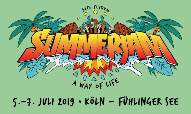 Wir verlosen 2 Tickets für das Summerjam Festival mit Cypress Hill, Bonez MC, Nura, LGoony uvm.
